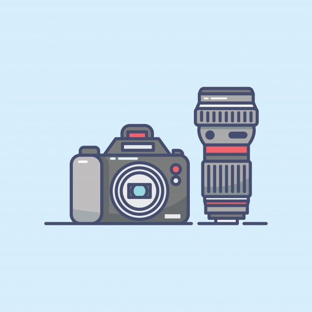 626x626 Dslr Vector Vectors, Photos And Psd Files Free Download