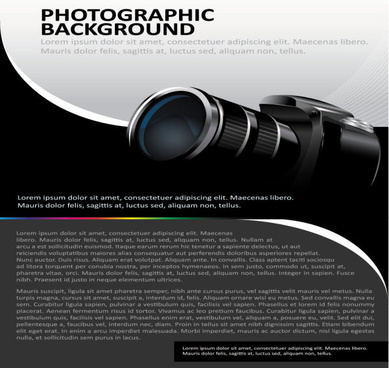 389x368 Vector Dslr Camera Background Free Vector Download (48,214 Free