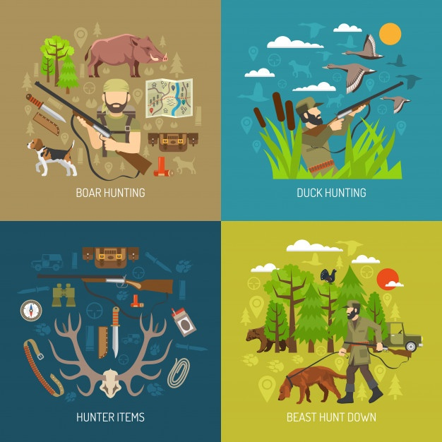 626x626 Duck Hunt Vectors, Photos And Psd Files Free Download