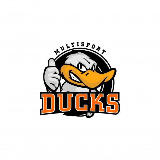 626x626 Duck Logo Vector Premium Download