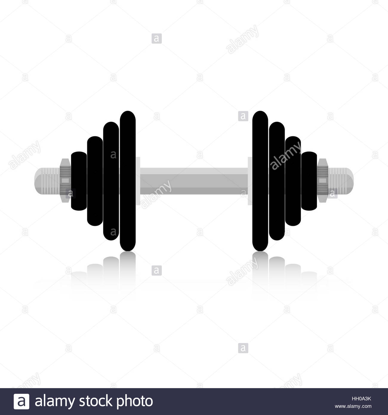 Dumbbell Vector Free at GetDrawings com | Free for personal