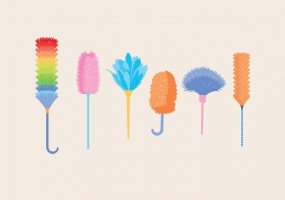285x200 Feather Dusters Free Vector Graphic Art Free Download (Found 1,508