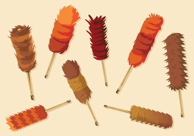 632x443 Free Feather Duster Vector Free Vector Download 396197 Cannypic