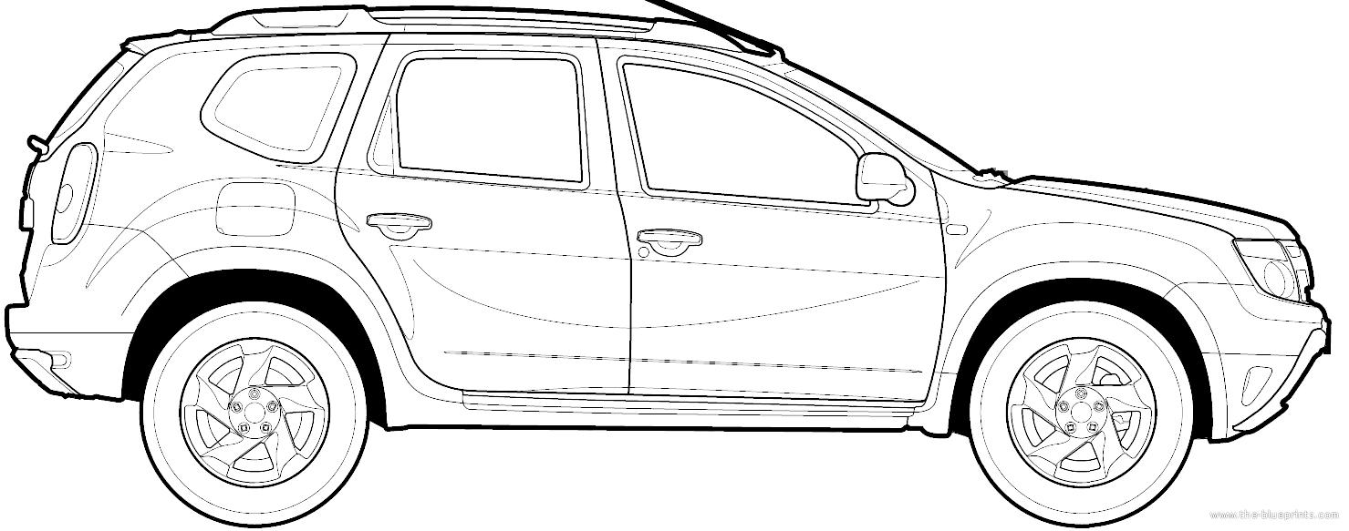 1479x583 Blueprints Gt Cars Gt Dacia Gt Dacia Duster (2013)
