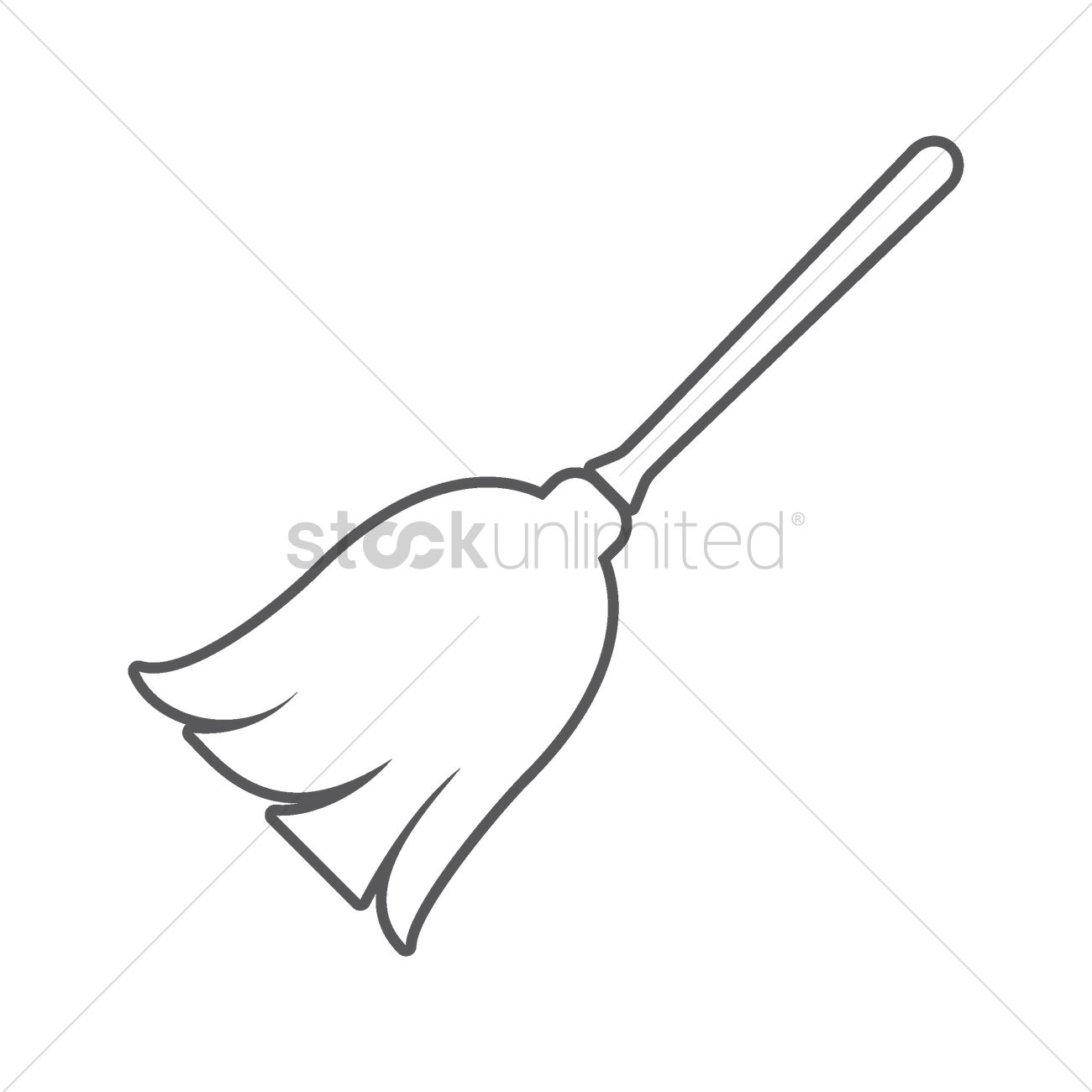 1300x1300 Cleaning Duster Vector Image