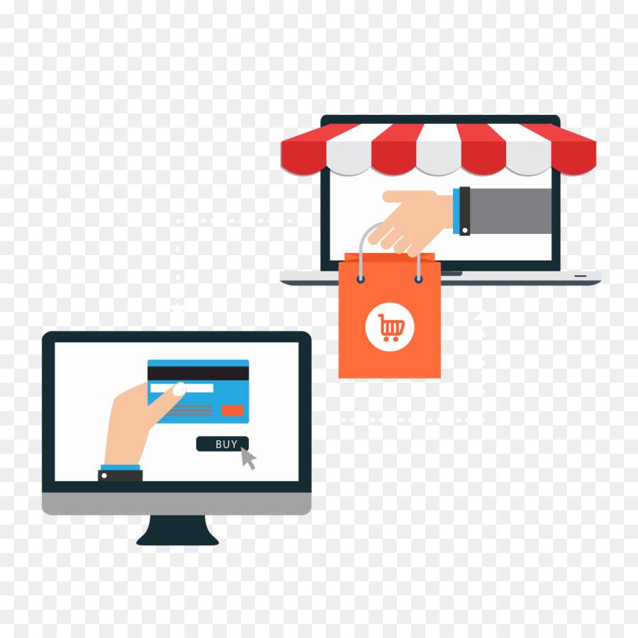900x900 Online Shopping Shopping Cart E Commerce