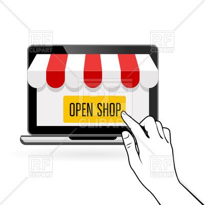 400x400 Open Your Online Shop
