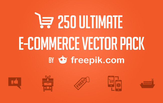 650x412 The Ultimate Free Ecommerce Icon Pack By Freepik Amp Woothemes