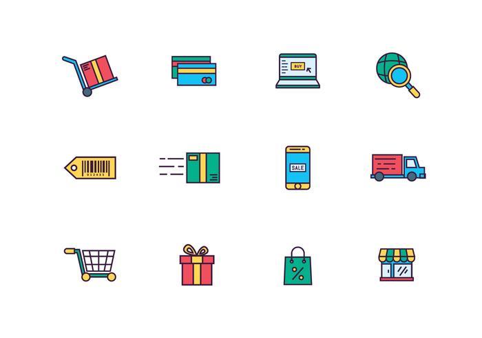 700x490 E Commerce Icons