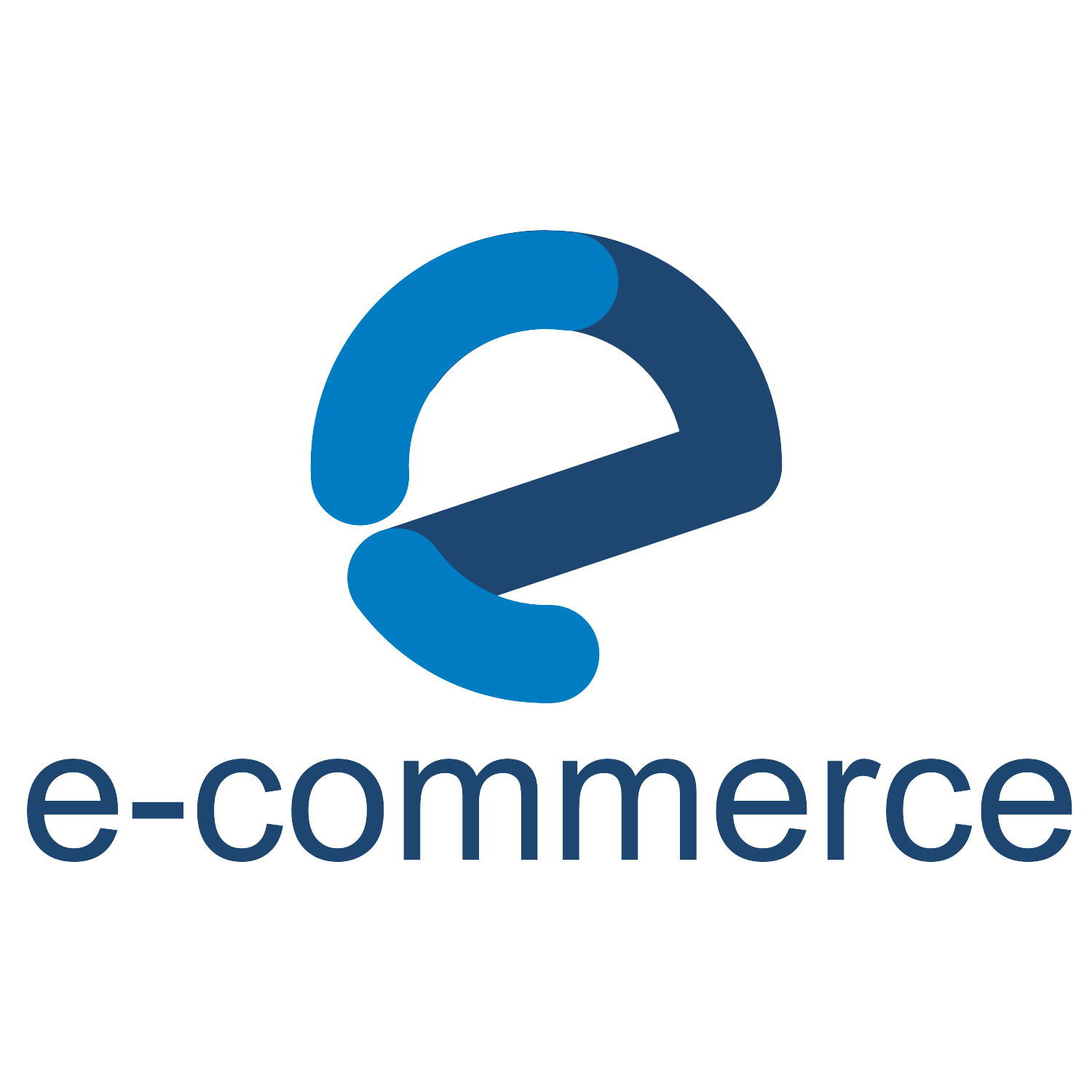 1500x1500 Vector For Free Use E Commerce Logo