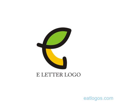 389x346 Letter E Logo Design Green Download Vector Logos Free Download