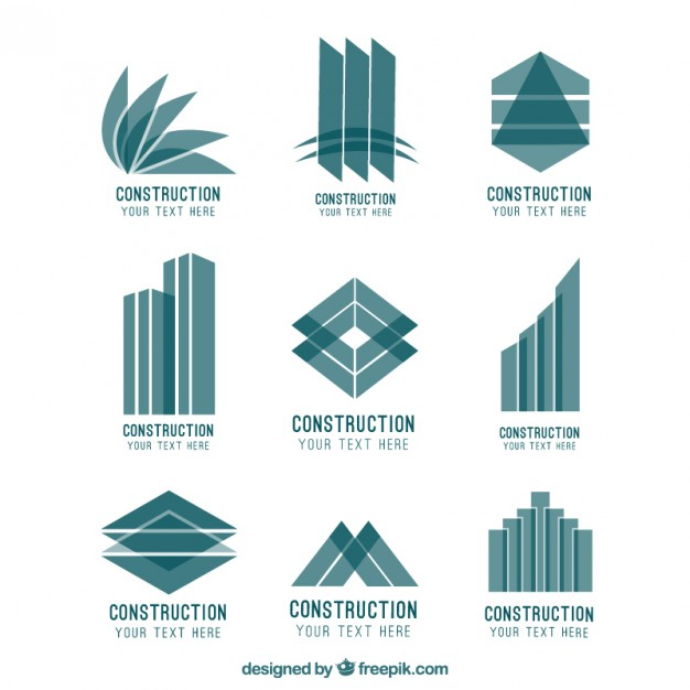 626x626 Logos. Construction Logos Free Download Abstract Construction