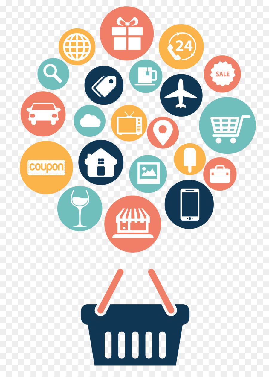 900x1260 Web Development Web Design Online Shopping E Commerce Icon