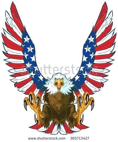 390x470 Eagle Cartoon Clip Art Eagle Cartoon Waving Eagle Eye Cartoon