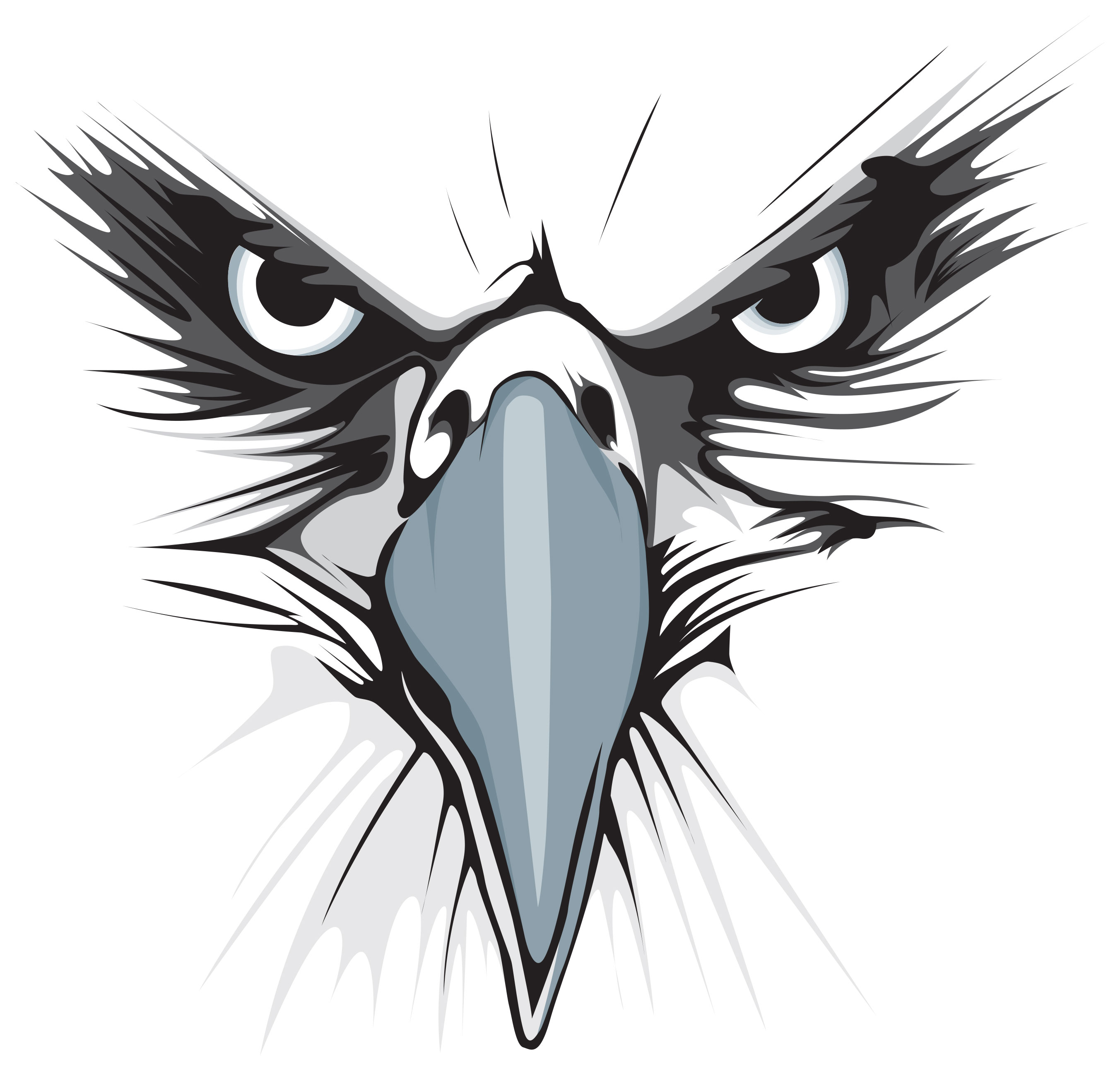 2705x2588 Lakes Eagles Logo