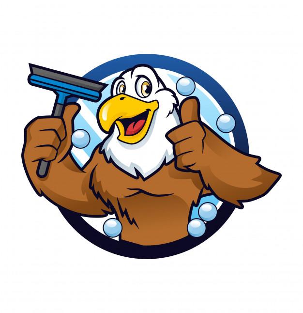 626x646 Eagle Mascot Design Vector Premium Download