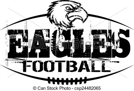 450x304 Eagle Clipart Eagle Football