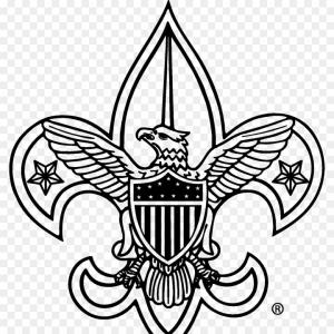 Eagle Scout Logo Vector at GetDrawings com | Free for personal use