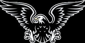 300x154 Eagle Vector Luxury Eagle Logo Vectors Free Download 3axid