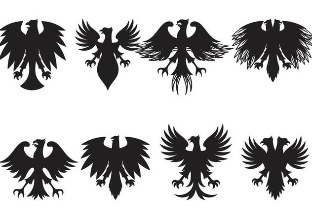 632x443 Free Polish Eagle Vector Free Vector Download 406103 Cannypic