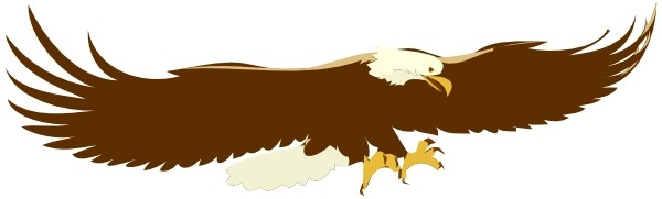 600x181 Free Eagle Clip Art Free Vector For Free Download About Free 2