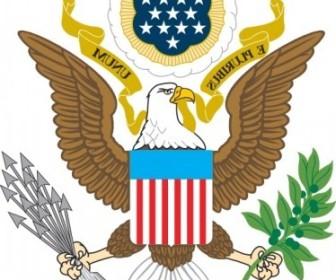 336x280 Vector American Eagle Vector Clip Art