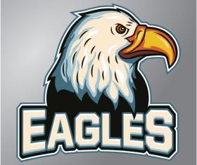 280x235 Eagles Vector