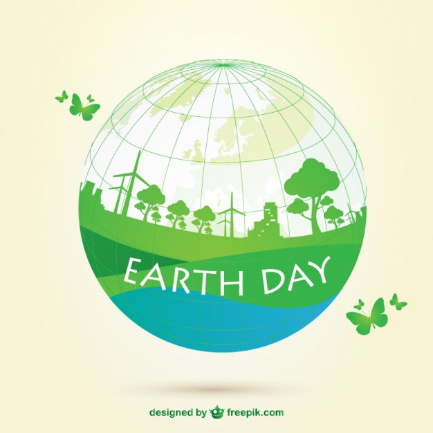 626x626 Earth Day Vector Vector Free Download