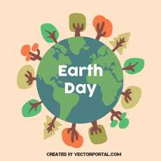 230x230 Free Earth Day Vectors 413 Downloads Found