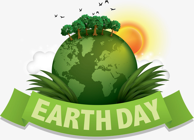 650x469 World Earth Day, Vector Material, Green Earth Day, Green