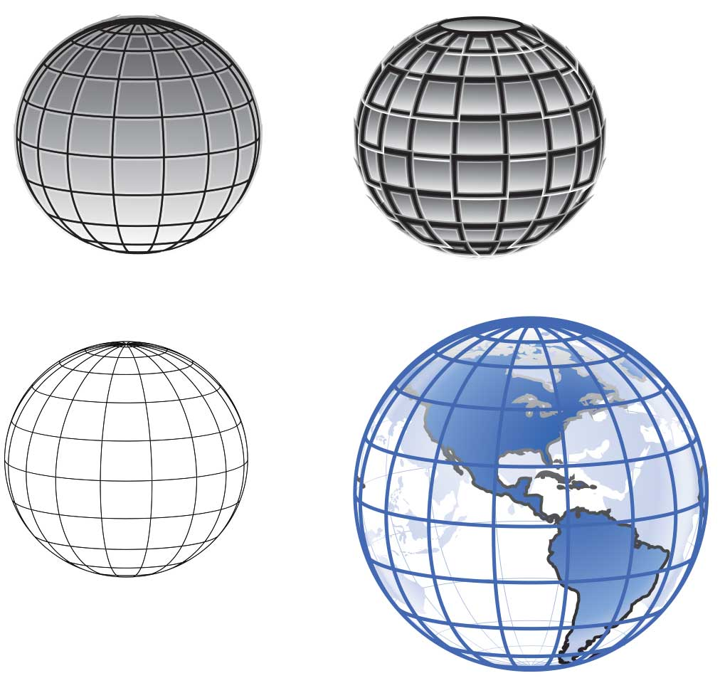 1019x967 Free Download Earth Globe Vectors Designs Collection