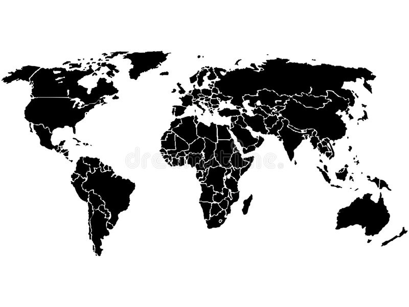 800x600 World Map Outline Vector Free Download Lovely World Map Black Ly