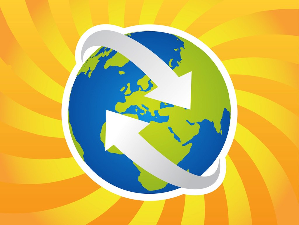 Earth Logo Vector