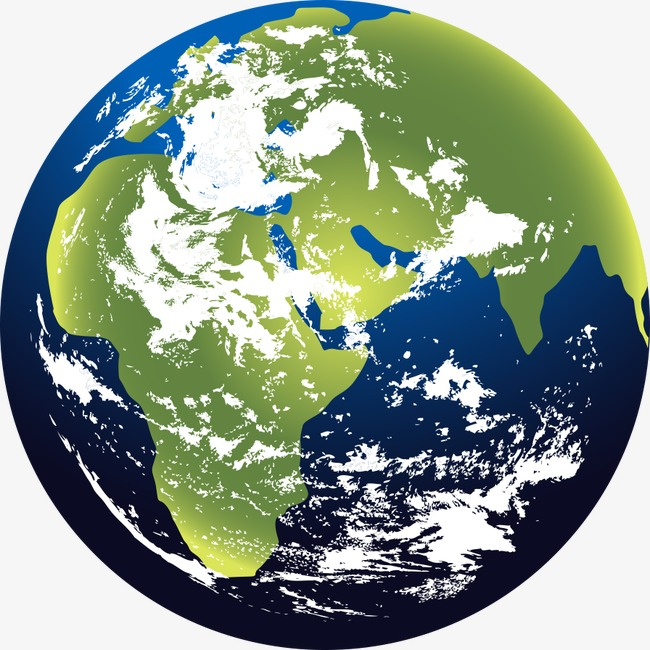 650x650 Vector Blue Earth, Blue Vector, Earth Vector, Blue Earth Png And