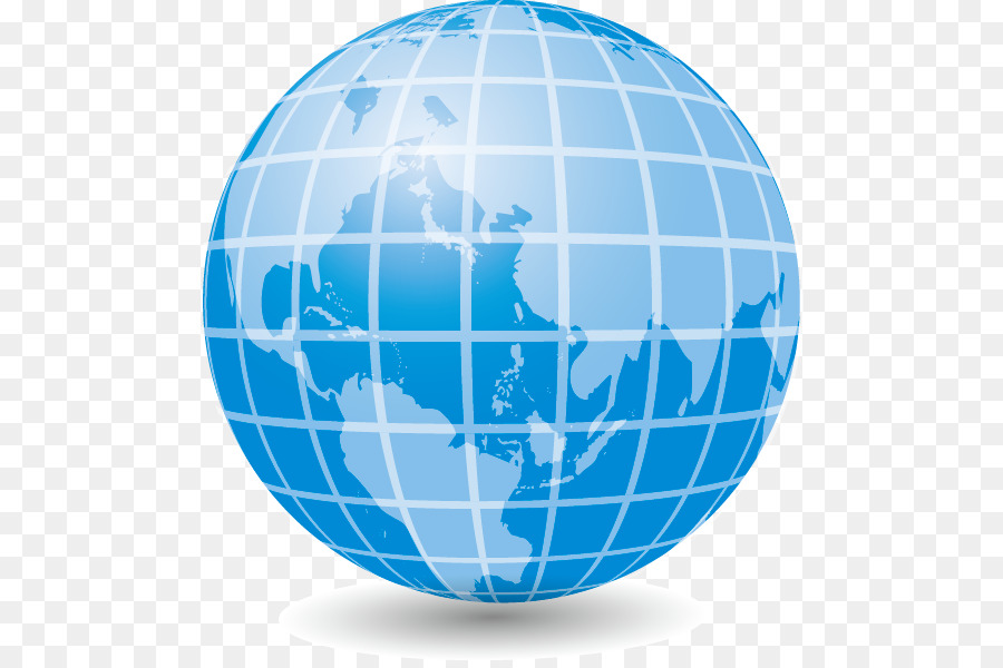 900x600 Download Earth Blue Icon Blue Earth Vector