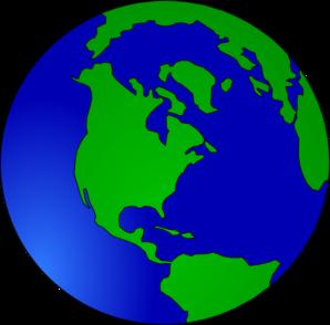 298x294 Earth Vector Clip Art