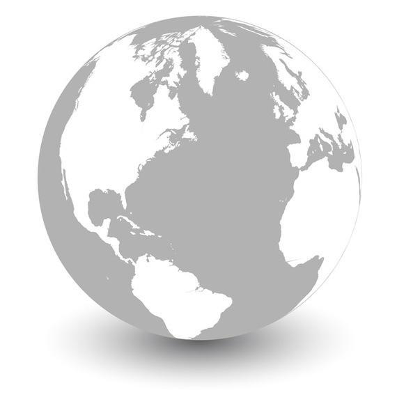 570x570 Vector Globe