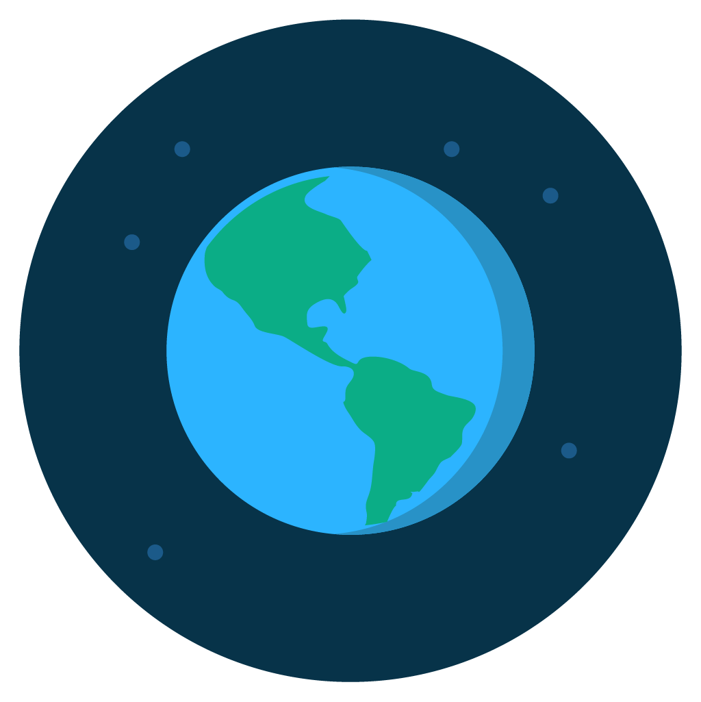 1024x1025 Earth Icon Vector Free Download