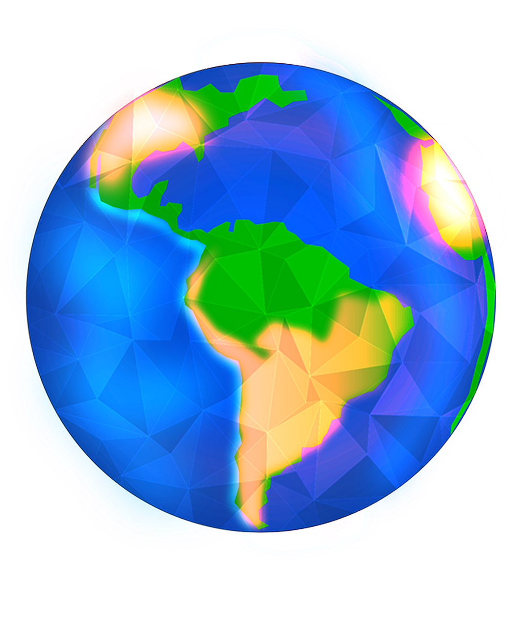 Earth Vector Png