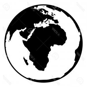 300x300 Stock Illustration Icon Planet Earth Vector Image Image Orangiausa