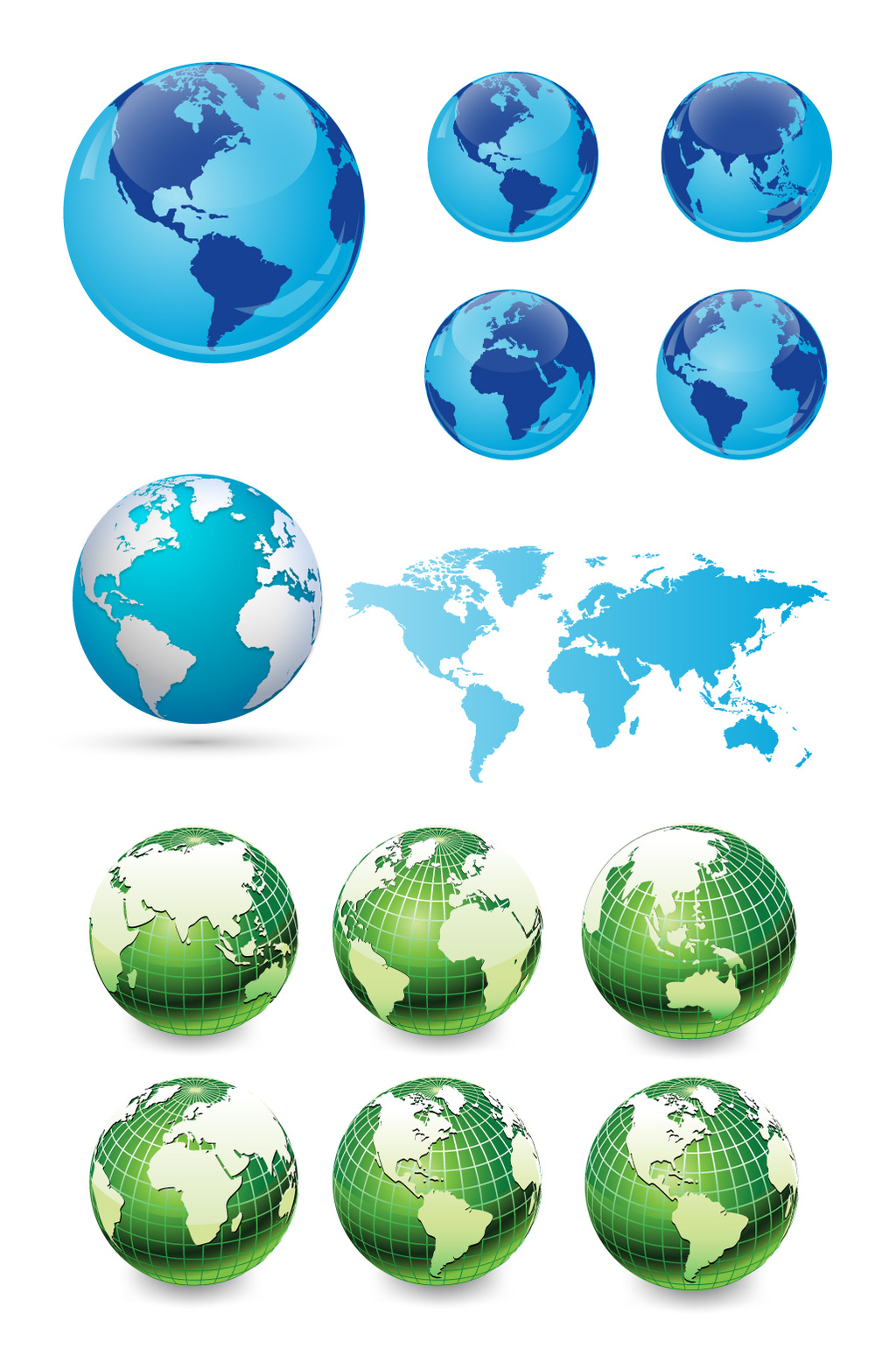1024x1540 Earth Vector] Png Images,vector And Psd Free Download On