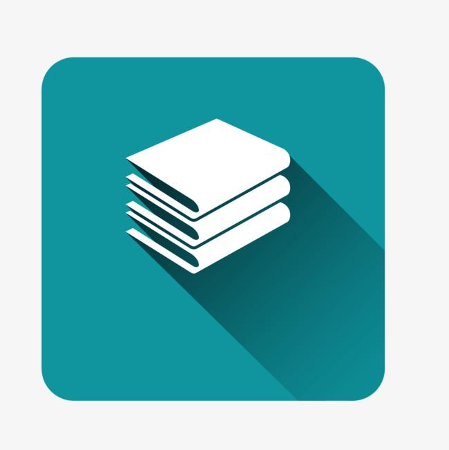 650x651 Blue Book Education Icon, Blue Vector, Book Vector, Education