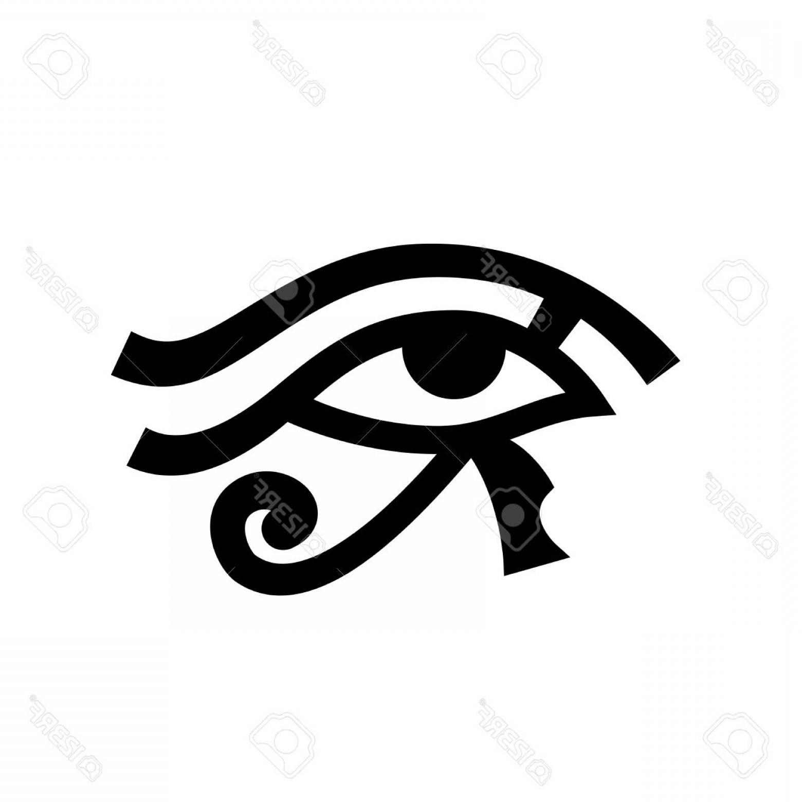 1560x1560 Photostock Vector Horus Eye Eye Of Ra Ancient Egyptian
