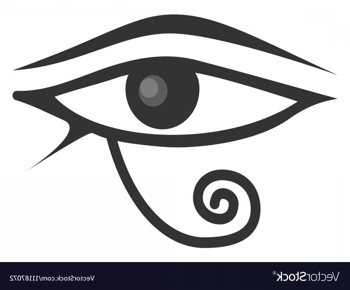 1200x996 Egyptian Eye Of Horus Eye Of Ra Vector Createmepink