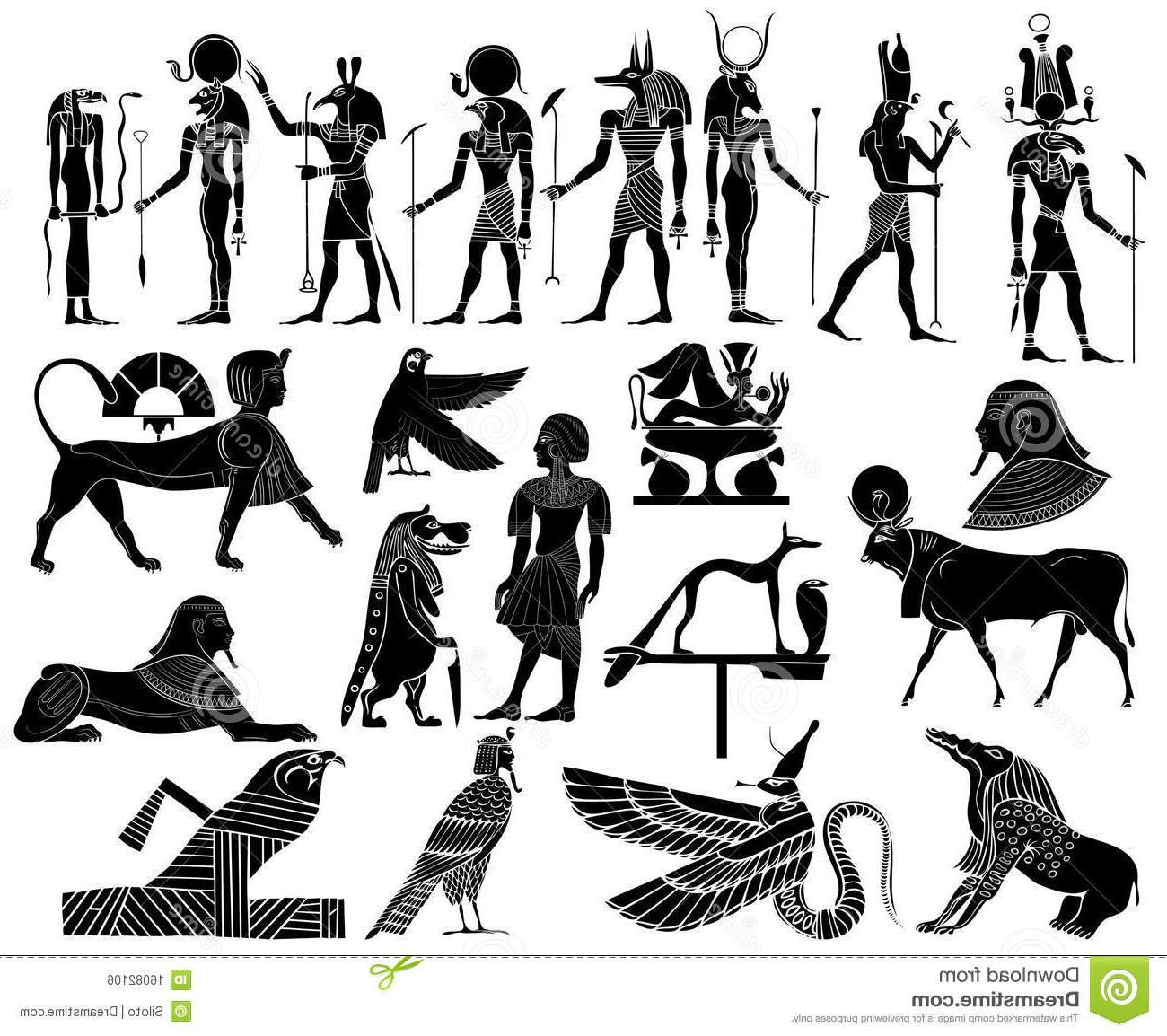 Egyptian Vector Art