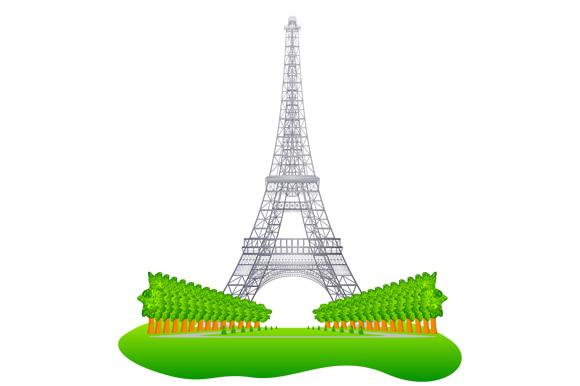 580x386 Graphstock Eiffel Tower Vector Illustration