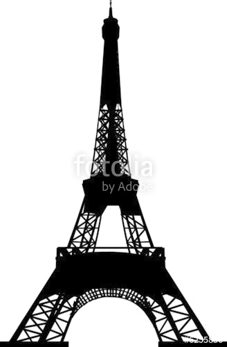 328x500 Eiffel Tower Vector File Stock Image And Royalty Free Vector