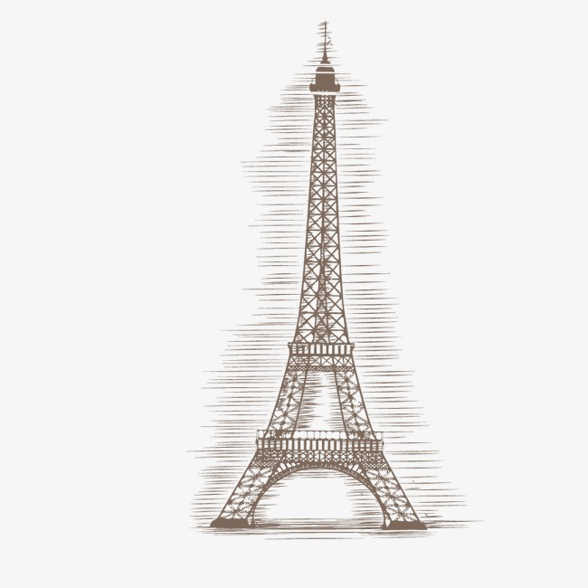 650x650 Vector Eiffel Tower, Eiffel Vector, Tower Vector Png And Vector