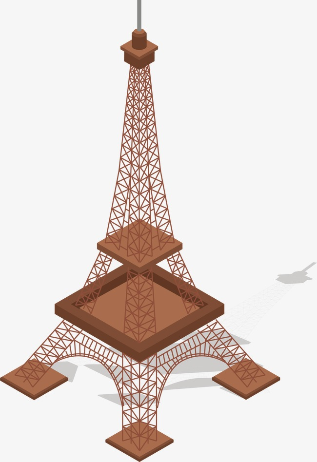 650x948 Vector Eiffel Tower, Paris, Eiffel Tower, Vector Png And Vector
