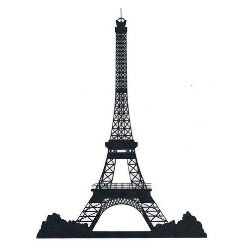 500x500 La Tour Eiffel Eiffel Tower Clip Art